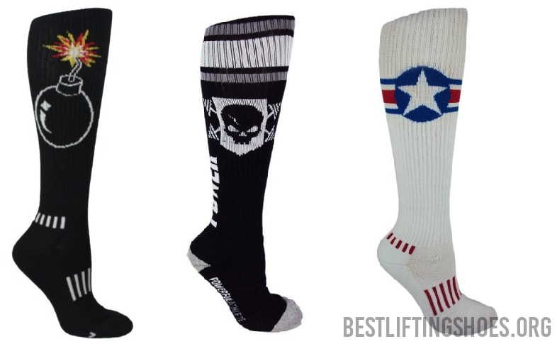 MOXY deadlift socks