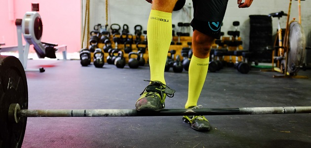 weight lifting socks