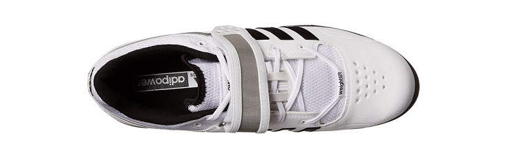 Adidas Adipower Top View
