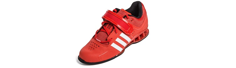 Adidas Adipower, one of the best lifting shoes